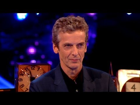 *SPOILERS* Peter Capaldi is introduced to the world as the next Doctor! - Doctor Who - BBC One