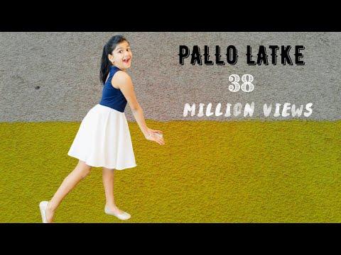Pallo Latke | Jyotica Tangri | Shaadi Mein Zaroor Aana | Dance Cover