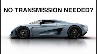 Single Gear 1500 HP 1500 Torque Koenigsegg Regera Review and Test Drive : Koenisegg Regera Specs