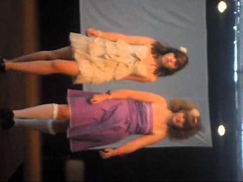 defilé des styles japonais tokyo fashion show 63 ieme foire de montpellier