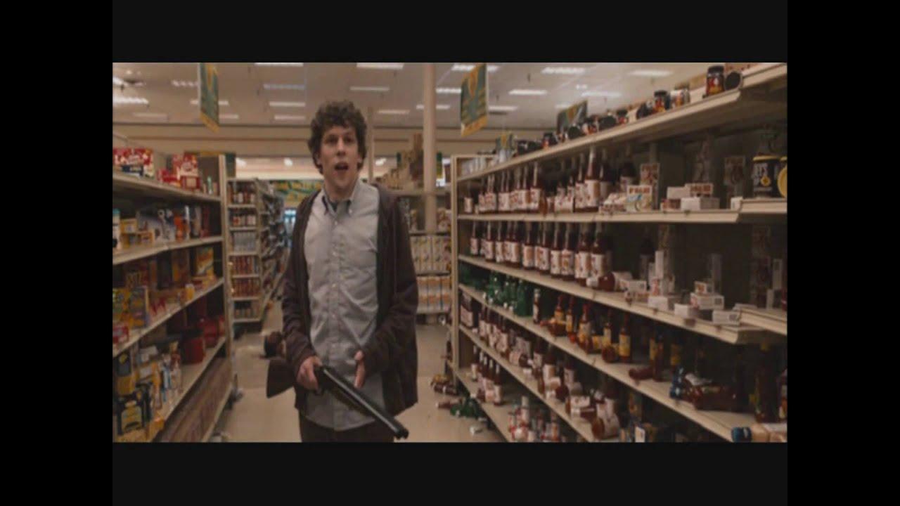 Woody Harrelson Zombieland Crying Zombieland best moments