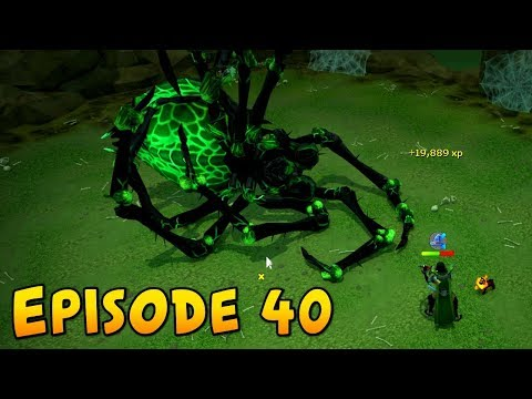 ARAXXOR LUCK!!! - Ironman Progress Episode 40 [Runescape]