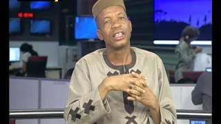 Hafiz Oyetoro [Simply Saka] speaks on World Theatre Day