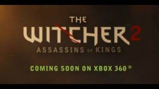 The Witcher 2_ Xbox 360 Trailer