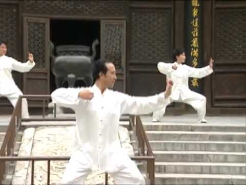 Ba Duan Jin Complete Demonstration 1