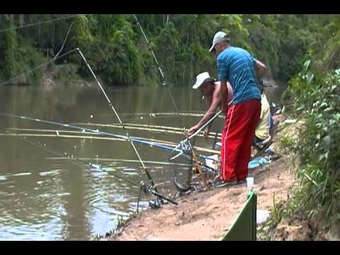 Pescaria Em Jumirim No Rio Sorocaba