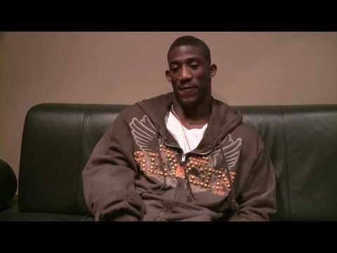 Antrel Rolle New York Giants Interview