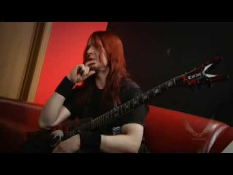 Dean Artist Series Q&A #2, Michael Amott (Arch Enemy/Carcass)