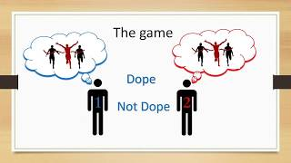 Game Theory in Real Life Situations - Doping in the Olympics #BirminghamUGGameTheory2017