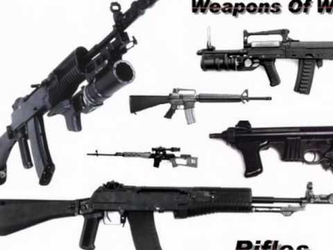 Armas modernas youtube for Muebles para guardar armas de fuego