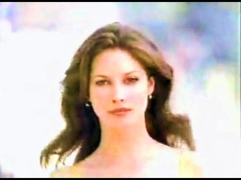 Christy Turlington - Maybelline Commercial 1995