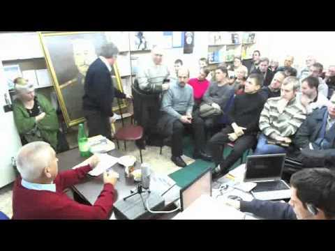 Зазнобин В.М. (2012.12.21) — Сталин и будущее России
