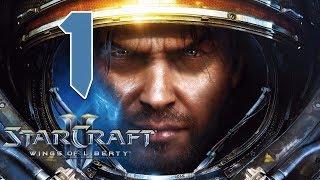 Прохождение StarCraft 2: Wings of Liberty #1 - День независимости [Эксперт]