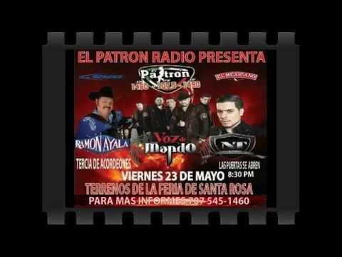 Radio El Patron Presenta Tercia De Acordeones-