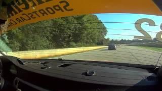 BimmerWorld Racing Seth Thomas BMW E90 328i Road Atlanta Practice
