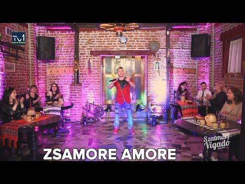 Yanni - Zsamore Amore (Szatmári TV1 - Szatmári Vigadó)