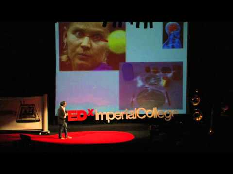 Breaking Into Your Brain: Aldo Faisal at TEDxImperialCollege