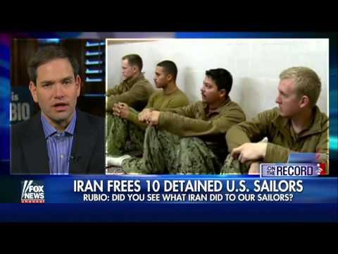 Rubio: Iran 'knows Obama is weak'