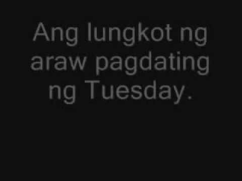 Rj Jimenez - Miss Kita Pag Tuesday