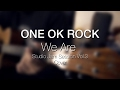 ONE OK ROCK - We Are Studio Jam Session Vol.3 (INSTRUMENTAL COVER) + TABS