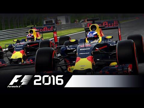 F1 2016 - Daniel Ricciardo Baku Flying Lap
