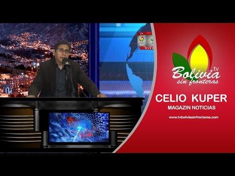 PROGRAMA COMPLETO CELIO KUPER MAGAZIN NOTICIAS VIERNES 23 DE SEPTIEMBRE 2016