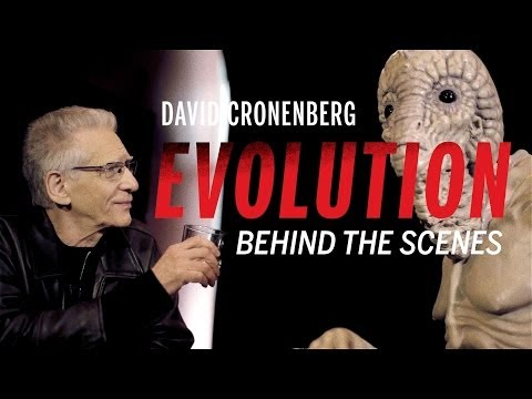 DAVID CRONENBERG: EVOLUTION | Behind-the-Scenes | TIFF Bell Lightbox 2013