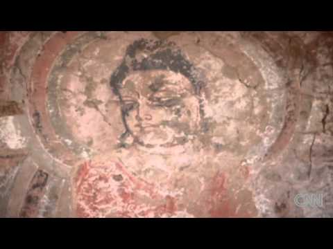 Mining v historical sites in Afghanistan to save ancient Buddhist archeological site