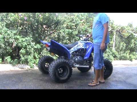 Yamaha Raptor 350 Rev Limiter