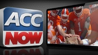 ACC NOW | Three ACC Teams in AP Top 10 | ACCDigitalNetwork