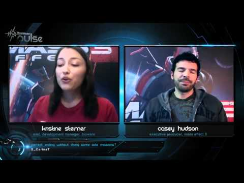 Fan Q&A With Casey Hudson