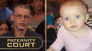 Man with Life-long Medical Condition Claims He Had a Miracle Baby (Full Episode) | Paternity Court