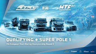 FIA ETRC, Хунгароринг : США до 19