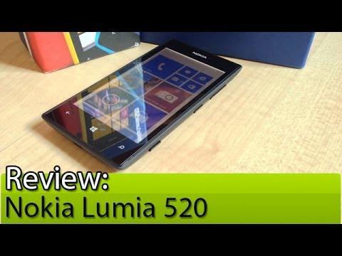 Prova em vídeo: Nokia Lumia 520 | Tudocelular.com
