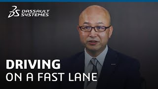 Toyo Tire Corporation - Driving on a fast lane with 3DEXPERIENCE - Dassault Systèmes