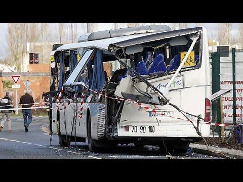 France : deux accidents de cars scolaires mortels en deux jours