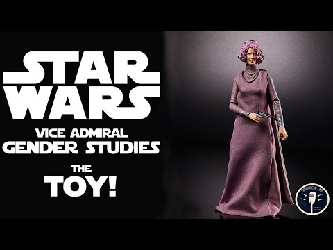 They Are Actually Making An Admiral Holdo Action Figure