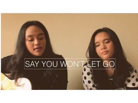 Say You Won't Let Go - James Arthur (Cover) | Kaye & Kyla