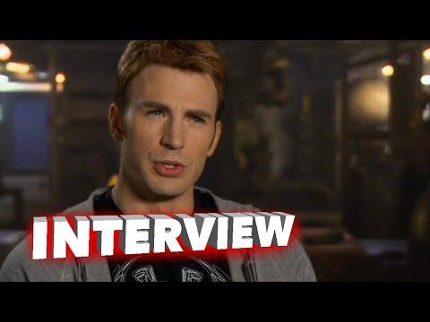 Marvel's Avengers: Age of Ultron: Chris Evans