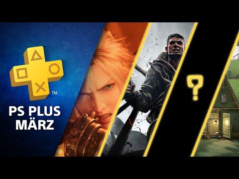PS Plus im März 2021: Vier Games auf's Haus!