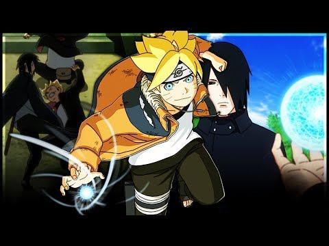 BORUTO LEARNS THE WIND STYLE RASENGAN  | Boruto Naruto Next Generation Episode 54 Review thumbnail