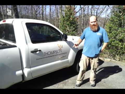 Local Hendersonville Asheville Movers: On Thompsom Commercial Residential Landscape Tryon NC