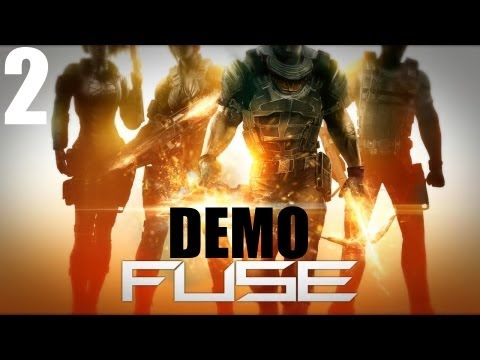Fuse  Demo Walkthrough (Xbox360-1080p) Part 2