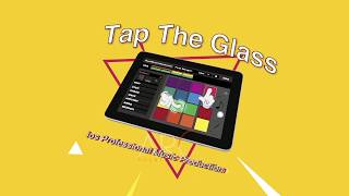 Tap The Glass ||  by Arc Solutions Youtube Intro Maker