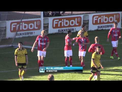 Høydepunkter: Fram Larvik - Lillestrøm 2