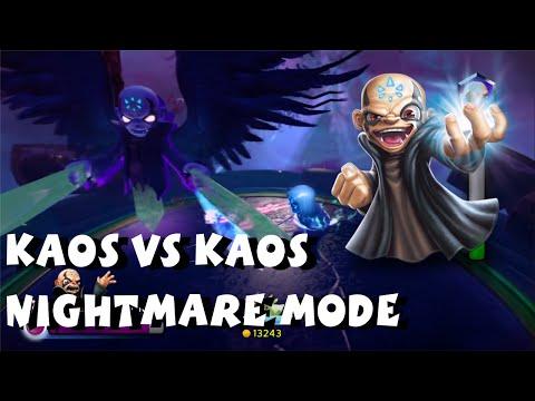 skylanders nightmare mode ending relationship