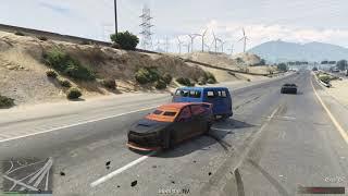 Eerste UPLOAD op mijn channel!!! Grand Theft Auto V