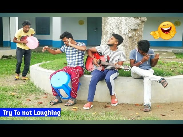 Must watch new funny video 😂 😂 Comedy Videos 2019 - Episode 28 || Funny Videos | Chotu dipu thumbnail