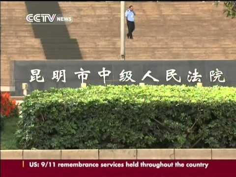 Kunming terrorist attack trial begins