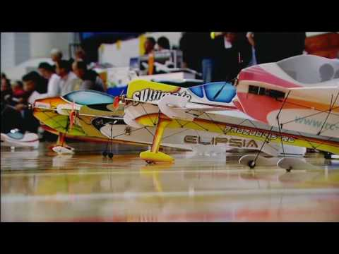 Electric Indoor Aeromodels